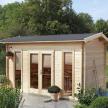 Garten- & Gerätehäuser 28 mm