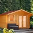 Garten- & Gerätehäuser 34 mm