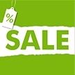 Sale % - Gartenmöbel - Restposten
