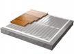 Heizsysteme unter dem Fußboden für Holz-, Laminat- und Vinylböden