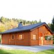 Ferienhäuser 92 mm