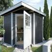 Gartenhaus nach Türmodell