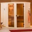 Sauna Elementbauweise