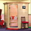 Plug & Play Sauna-Sets (230 V)