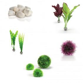 biOrb Aquarium Dekoration -Fresh & Green- für Serie LIFE