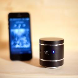 Weka Portabler Resonanzlautsprecher für IR-Kabinen und Saunen