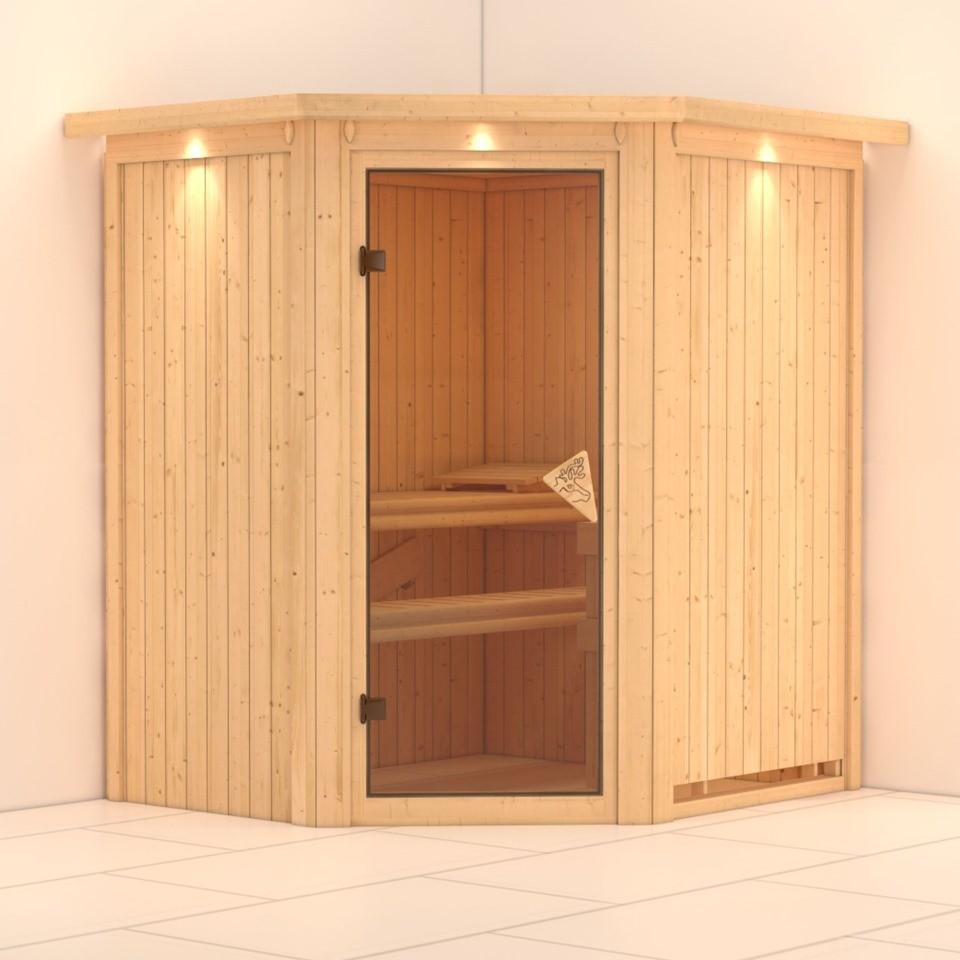 karibu sauna tonja 230 volt sparset mein. Black Bedroom Furniture Sets. Home Design Ideas