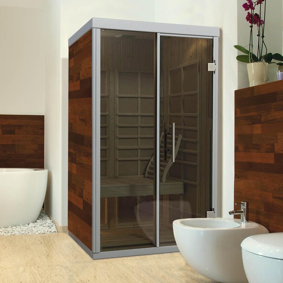 weka wellnissage infrarot kabine aktivit c inkl montageservice mein. Black Bedroom Furniture Sets. Home Design Ideas