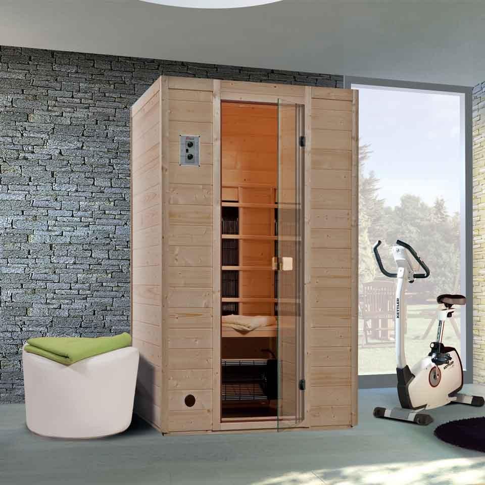 weka infrarot w rmekabine vaala gr 2 mein. Black Bedroom Furniture Sets. Home Design Ideas