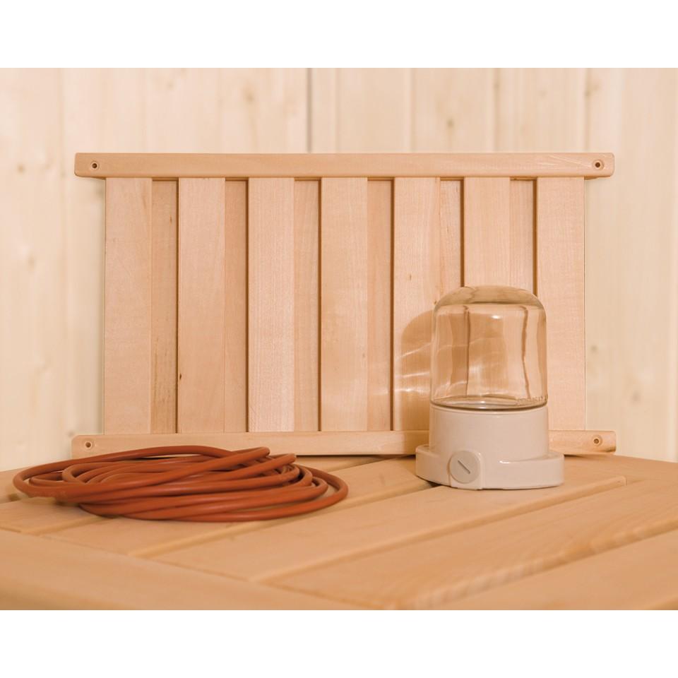 weka sauna leuchten set mein. Black Bedroom Furniture Sets. Home Design Ideas
