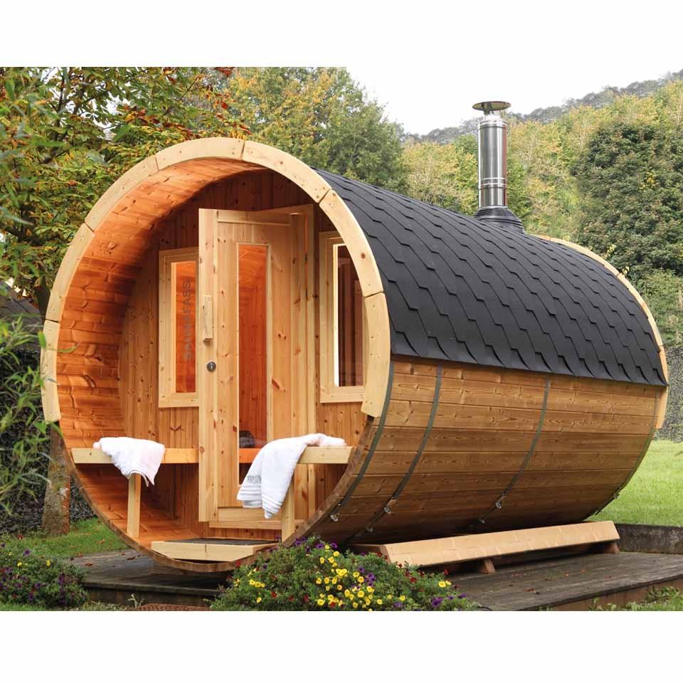 wolff finnhaus saunafass 400 de luxe wolff finnhaus. Black Bedroom Furniture Sets. Home Design Ideas