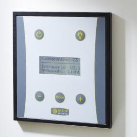 Infraworld Rahmen aus Kunststoff für Steuerungen