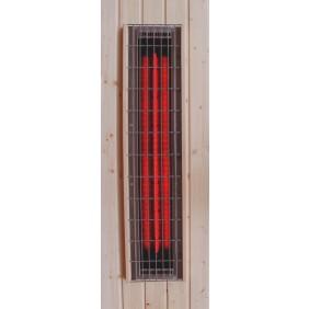 Infraworld Einbaurahmen für VITALlight RED Infrarot ABC-Strahler