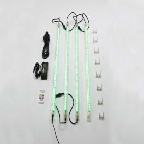 Infraworld LED-Rückenlehnenbeleuchtung Sphera 1/2