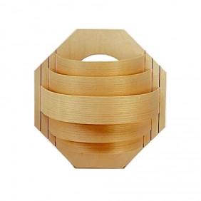 Infraworld Holzblendschirm Standard