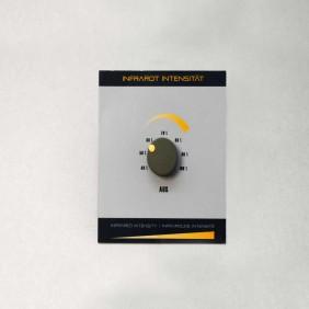 Infraworld VITALight ABC-Strahler Regler für Saunacontrol C2 und C3