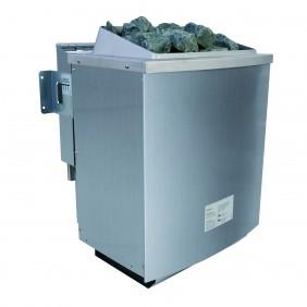 Karibu 9 kW Bio-Kombiofen für Saunen