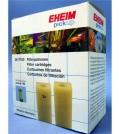 EHEIM EHEIM Aquarien Filterpatrone für Filter 2010 und pickup 160 2Stück
