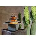 Seliger Zimmerbrunnen Mandala