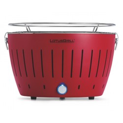 LotusGrill Feuerrot Aktionsset