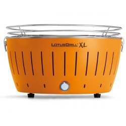 LotusGrill XL Mandarinenorange Aktionsset