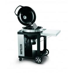 NAPOLEON Holzkohlegrill Pro22K-Cart-2