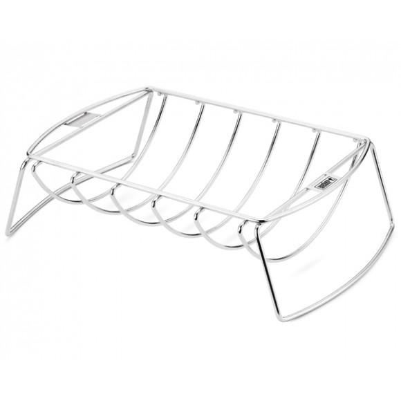 weber spare rib halter bratenkorb edelstahl jetzt bestellen. Black Bedroom Furniture Sets. Home Design Ideas