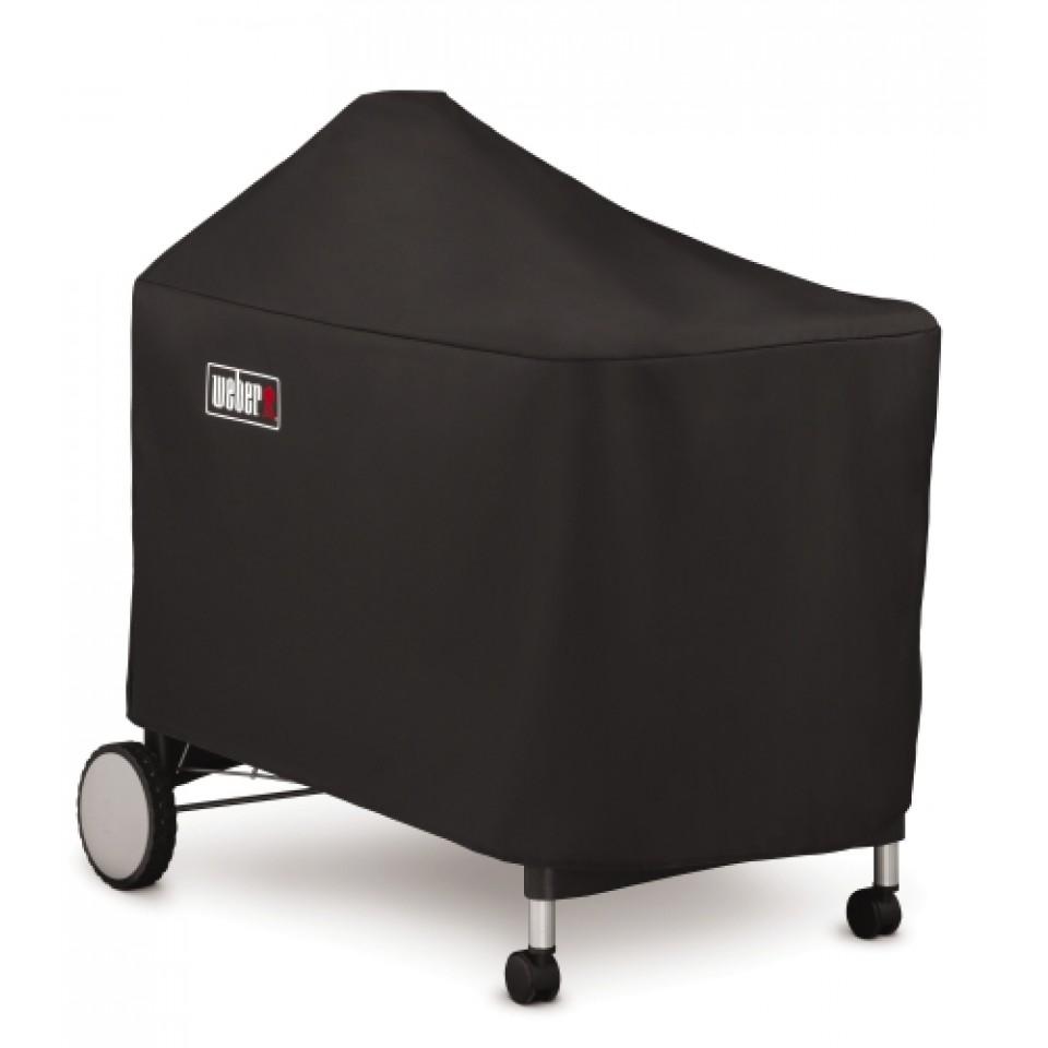 weber abdeckhaube performer deluxe gbs 57 cm. Black Bedroom Furniture Sets. Home Design Ideas