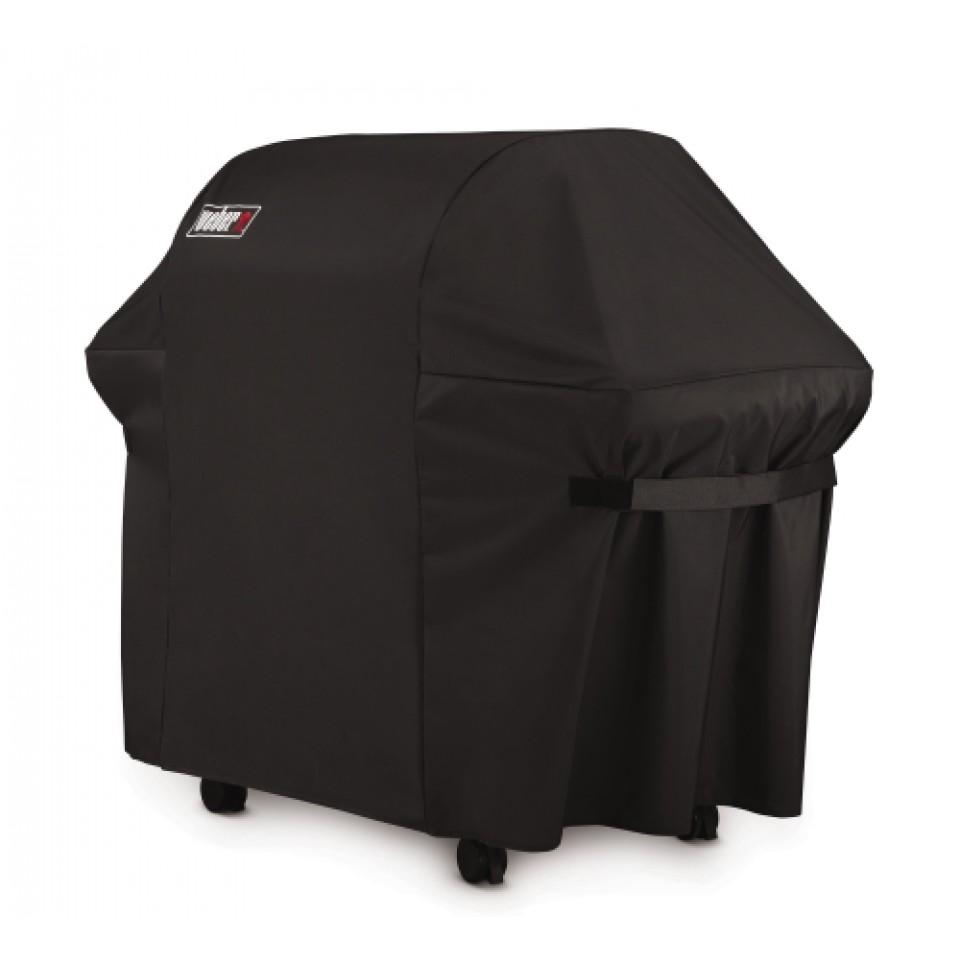 weber abdeckhaube premium f r genesis 300 serie. Black Bedroom Furniture Sets. Home Design Ideas