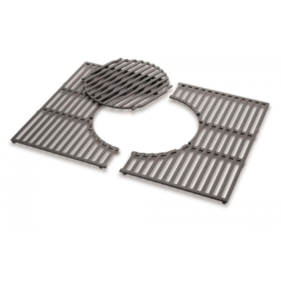 weber gourmet bbq system gbs grillrost f r genesis. Black Bedroom Furniture Sets. Home Design Ideas