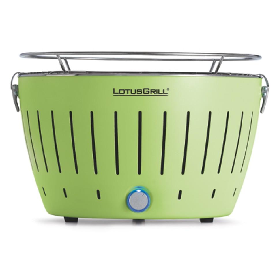 Lotusgrill Rauchfreier Holzkohlegrill Starter Set Inkl Brennpaste