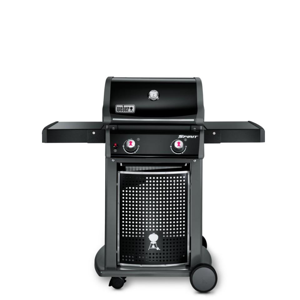 weber grill spirit e 210 classic black jetzt kaufen. Black Bedroom Furniture Sets. Home Design Ideas