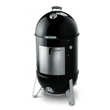 Weber Smokey Mountain Cooker (Ø 37cm) Schwarz