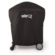 Weber Premium Abdeckhaube für Q 1000 / Q 2000 Rollwagen oder Stand