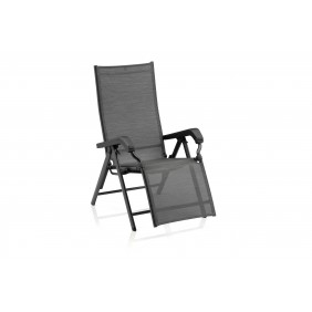 Kettler LUCCA II Relaxsessel anthrazit/graphit
