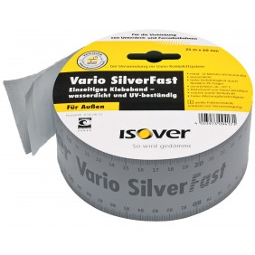 Isover Vario SilverFast Wasserbeständiges Klebeband