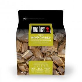 Weber Holzstücke Wood Chunks Apfelholz (1,5kg)