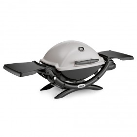 Weber Q 1200, Grau/Granite Grey