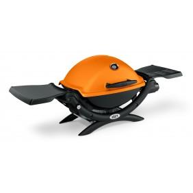 Weber Q 1200, Orange