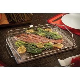 NAPOLEON Fisch- und Gemüsehalter klappbar