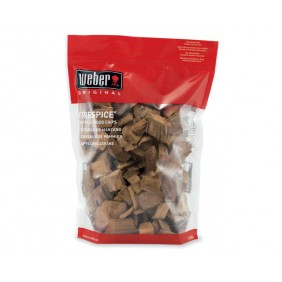 Weber Fire Spice Apfelholz Chips