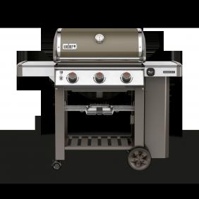 Weber Genesis II E-310 (GBS) Gasgrill Rauchgrau/Smoke Grey