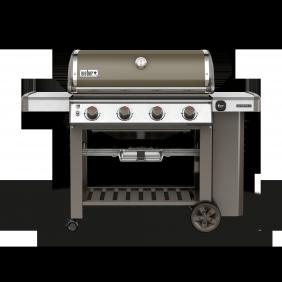 Weber Genesis II E-410 (GBS) Gasgrill Rauchgrau/Smoke Grey