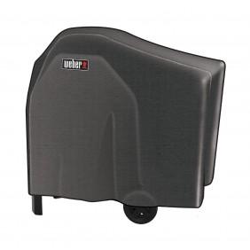 Weber Premium Abdeckhaube für Pulse mit Rollwagen