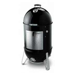 Weber Smokey Mountain Cooker 37 cm, Schwarz/Black
