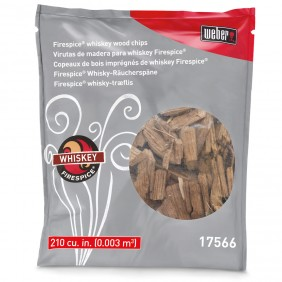 Weber Fire Spice Whiskey Chips