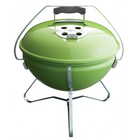 Weber Smokey Joe Premium 37 cm, Salbei/Spring Green