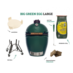 Big Green Egg Large Starter-Set