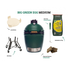 Big Green Egg Medium Starter-Set