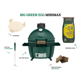 Big Green Egg MiniMax Starter-Set